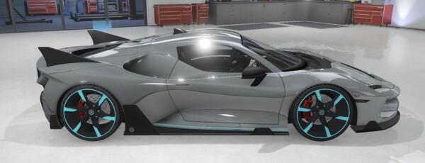 GTAOnline-車輛噴漆增加珠光效果技巧 13