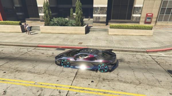 GTAOnline-車輛噴漆增加珠光效果技巧 17