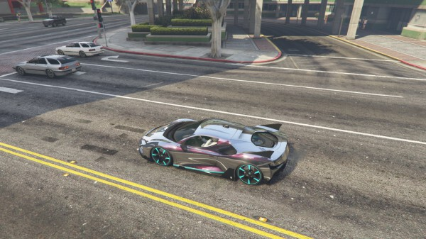 GTAOnline-車輛噴漆增加珠光效果技巧 19