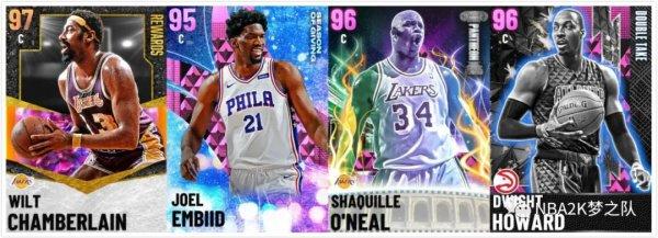 NBA2K21-第三賽季各位置分享強力球員盤點 9