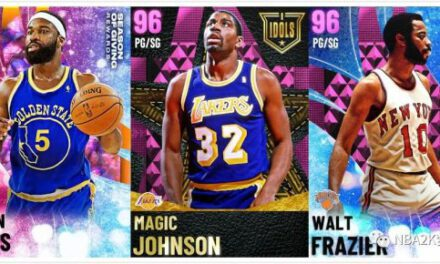 NBA2K21-第三賽季各位置分享強力球員盤點