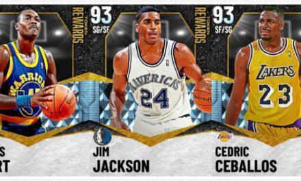 NBA2K21-鑽石代幣球員卡任務
