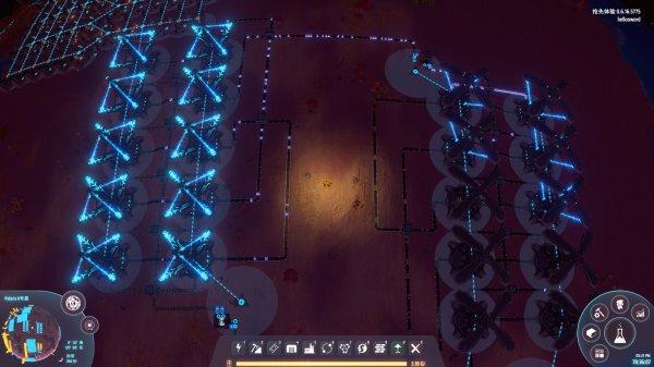 戴森球計劃-不堵料模塊化煉油廠建造思路 29