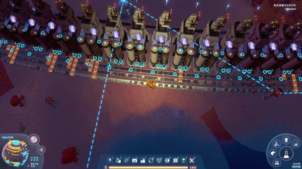 戴森球計劃-不堵料模塊化煉油廠建造思路 21
