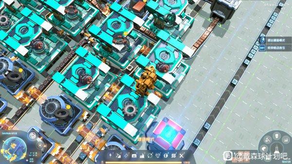 戴森球計劃-極限壓縮電磁渦輪建造思路 5