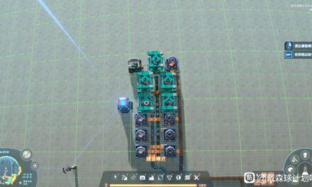 戴森球計劃-極限壓縮電磁渦輪建造思路