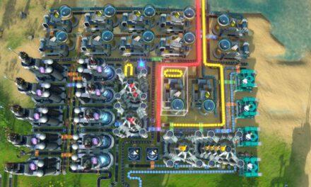 戴森球計劃-每分鍾60紅黃糖量化黑盒佈局