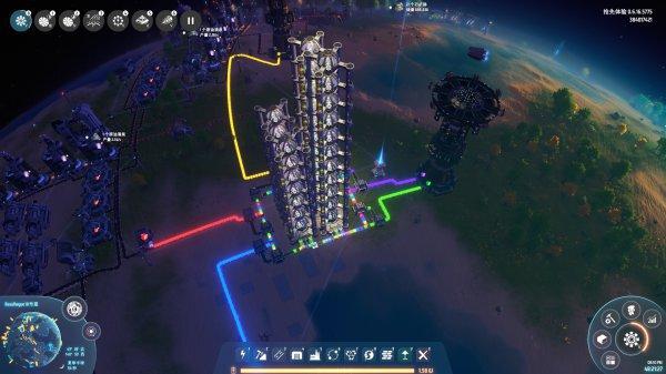 戴森球計劃-混線佈局擁堵解決 7