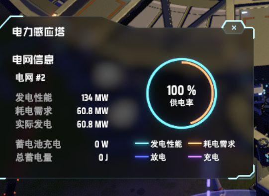 戴森球計劃-火力發電機制探究 5