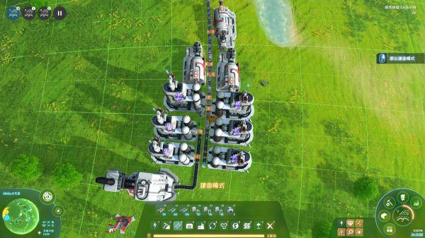 戴森球計劃-簡單油電模組 1