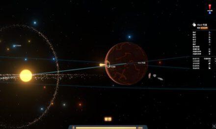 戴森球計劃-電磁軌道彈射器擺放位置分享