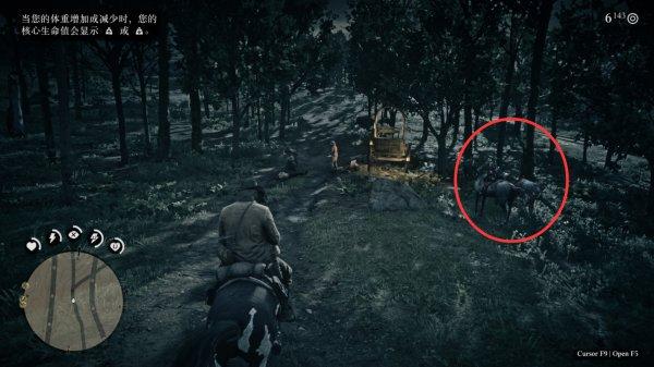 碧血狂殺2-莫弗里家族隱藏馬匹入手 31
