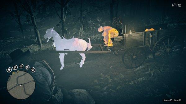 碧血狂殺2-莫弗里家族隱藏馬匹入手 43