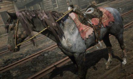 碧血狂殺2-莫弗里家族隱藏馬匹入手