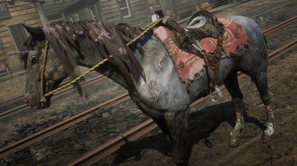 碧血狂殺2-莫弗里家族隱藏馬匹入手 1