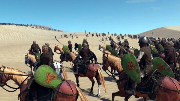 騎馬與砍殺2-1.57版本各類兵種與