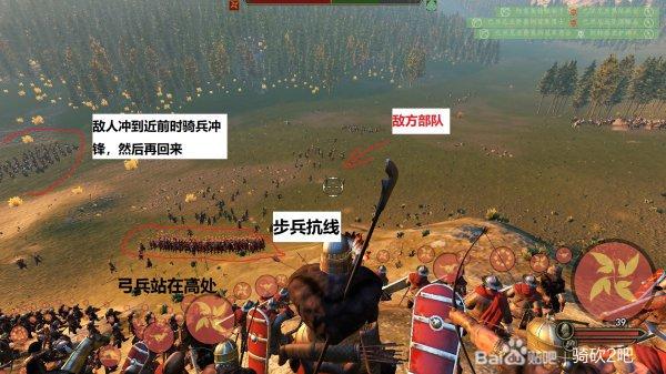 騎馬與砍殺2-戰斗、兵種選擇及屬性加點等技巧 1