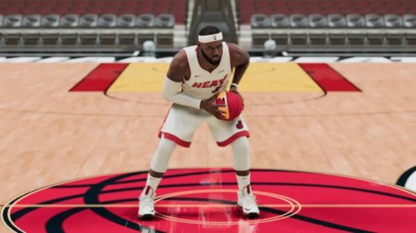 NBA2K21-銀河詹姆斯球員卡解析 33