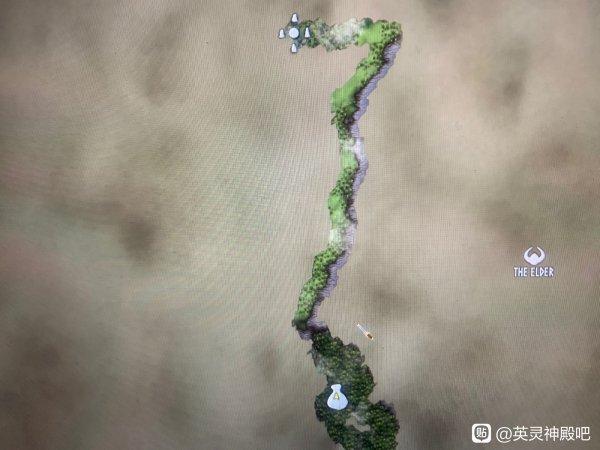 Valheim英靈神殿-靠近商人地圖種子 1