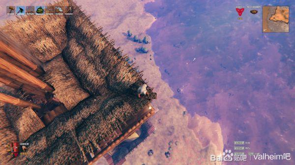 Valheim英靈神殿-高塔建造思路 29