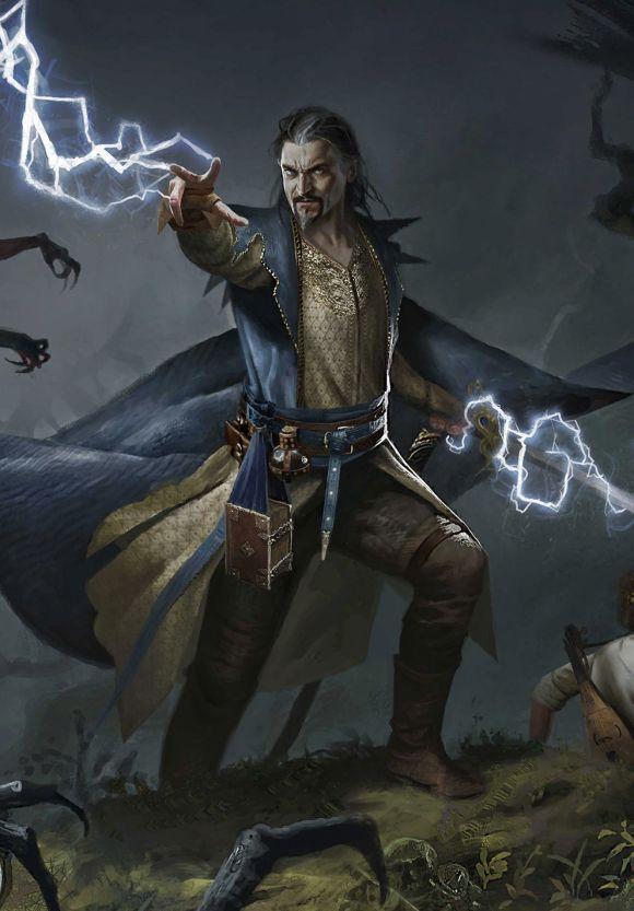 巫師之昆特牌-獵魔人之道拓展包卡牌背景故事 3
