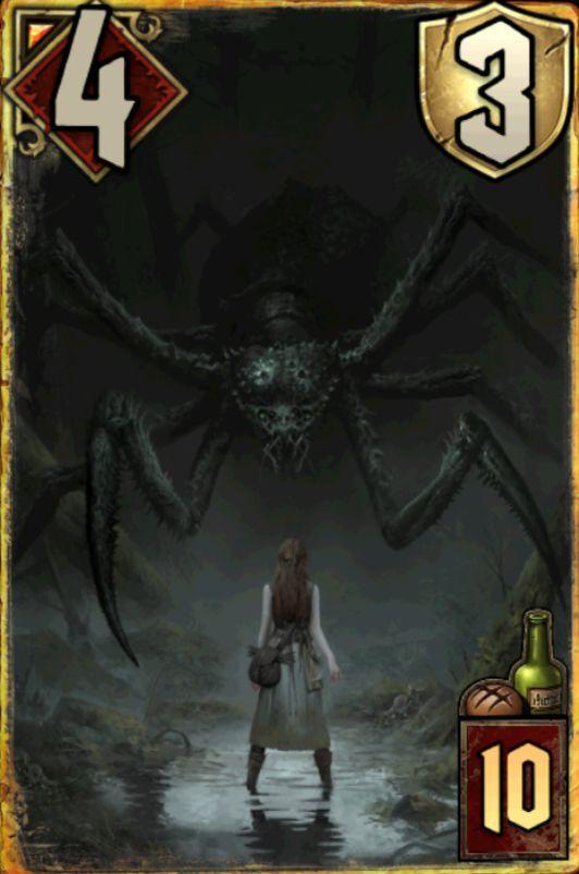 巫師之昆特牌-獵魔人之道拓展包卡牌背景故事 7