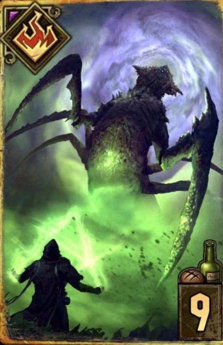 巫師之昆特牌-獵魔人之道拓展包卡牌背景故事 11