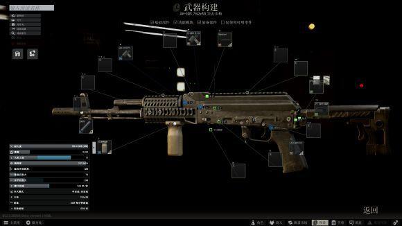 逃離塔科夫-0.12.9版本中期半裝武器 7