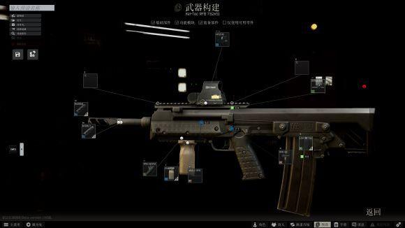 逃離塔科夫-0.12.9版本中期半裝武器 9