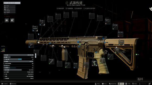 逃離塔科夫-0.12.9版本中期半裝武器 13