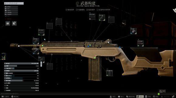 逃離塔科夫-0.12.9版本中期半裝武器 19