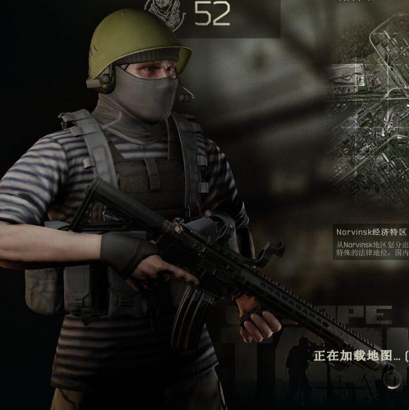 逃離塔科夫-0.12.9版本中期半裝武器 1