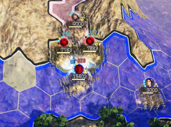 三國志14威力加強版-部分武將個性實戰能力解析 1