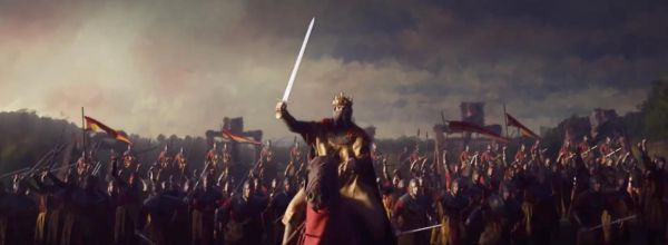 十字軍之王3-一口氣吞並神羅、拜占庭等帝國 1