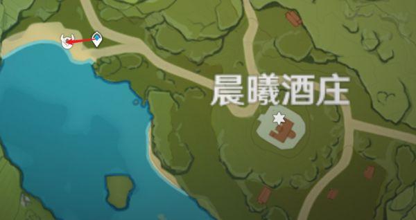 原神-鍾離突破材料採集路線規劃 29