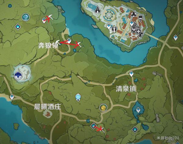 原神-高效挖礦線路 3