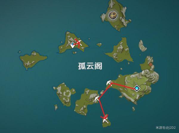 原神-高效挖礦線路 9