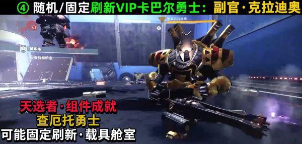 命運2-卡巴爾VIP勇士位置分享 15