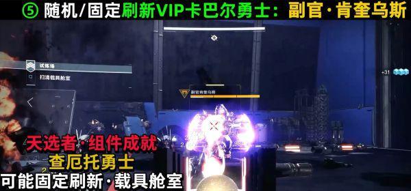 命運2-卡巴爾VIP勇士位置分享 17