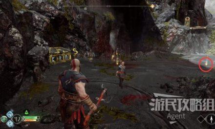 戰神4-全藏寶圖+寶藏挖出位置分享