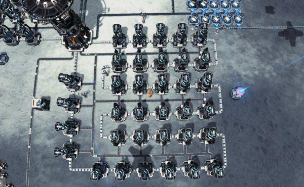 戴森球計劃-分餾塔可擴展佈局
