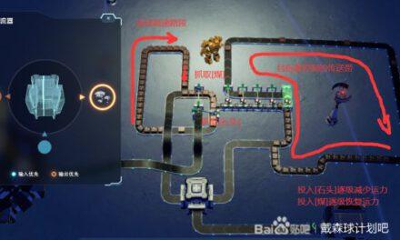 戴森球計劃-可復用傳送帶運力系統