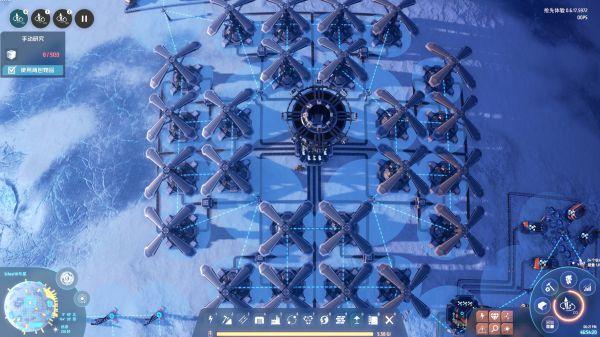 戴森球計劃-小太陽自啟動器佈局 3