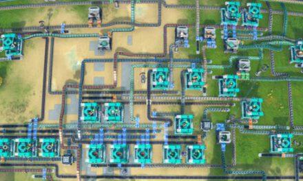 戴森球計劃-工廠設計論及常見模式