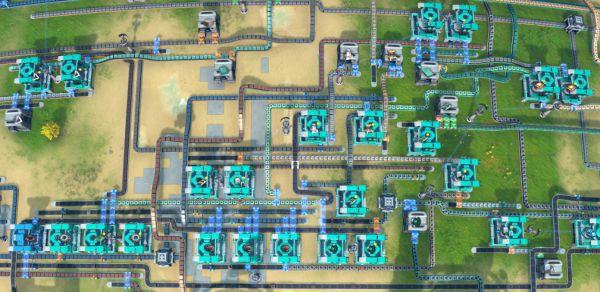 戴森球計劃-工廠設計論及常見模式 1