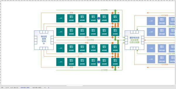 戴森球計劃-每分鍾1080白糖生產線佈局 1