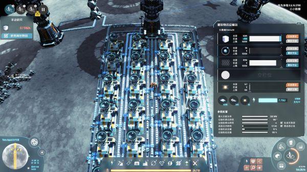 戴森球計劃-每分鍾1800白糖工廠模塊佈局 3