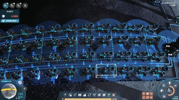 戴森球計劃-每分鍾1800白糖工廠模塊佈局 5