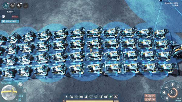 戴森球計劃-每分鍾1800白糖工廠模塊佈局 9