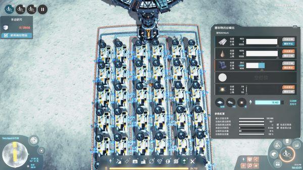 戴森球計劃-每分鍾1800白糖工廠模塊佈局 11